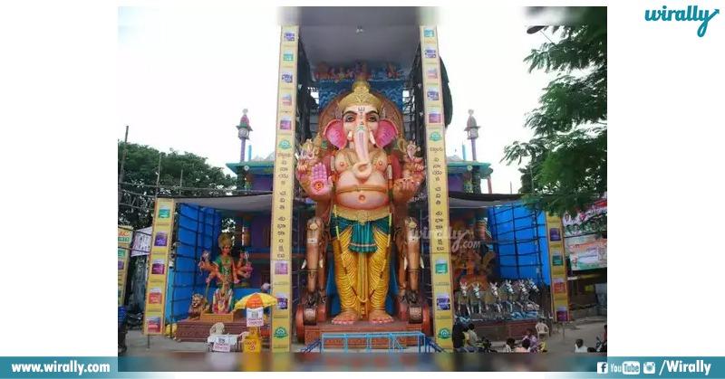 Vizag and Gajuwaka Ganesh Statue