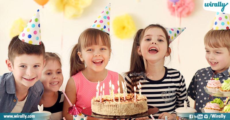 2.Birthday plans