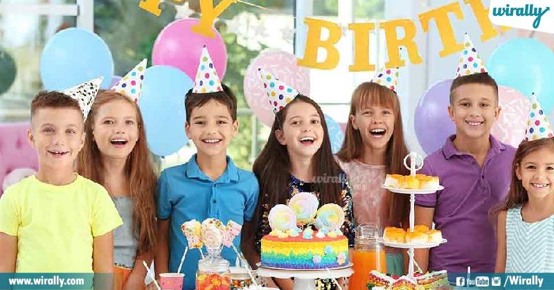 3.Birthday plans