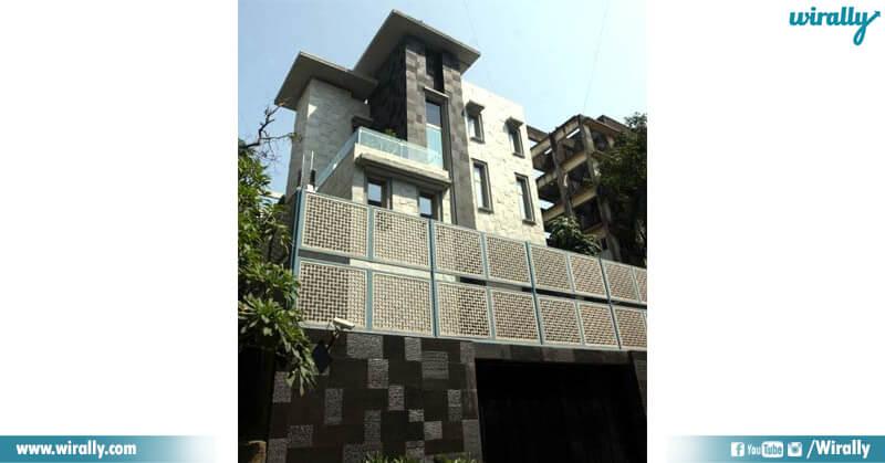 4.Sachin Tendulkar house