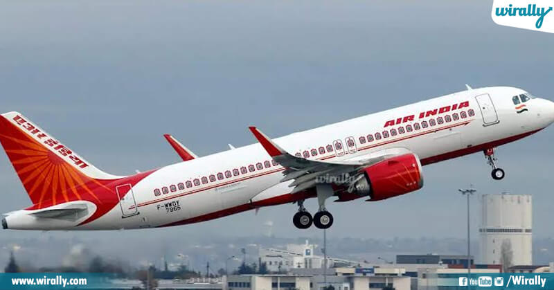 air india flying