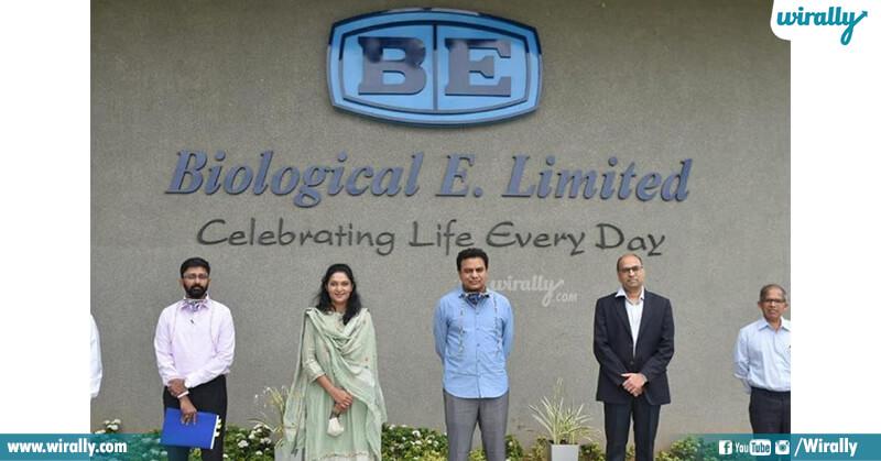 Biological E. Limited