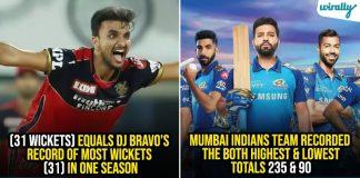 IPL 2021 records
