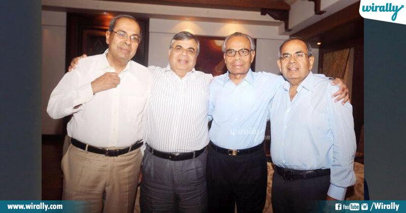 SP Hinduja Family